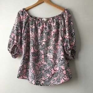 Cooper & Ella Off The Shoulder Top S